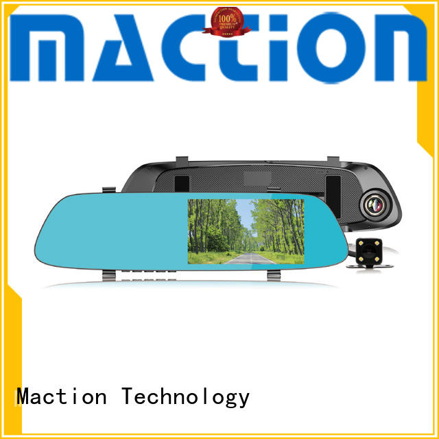 Maction design car rear view camera series for station