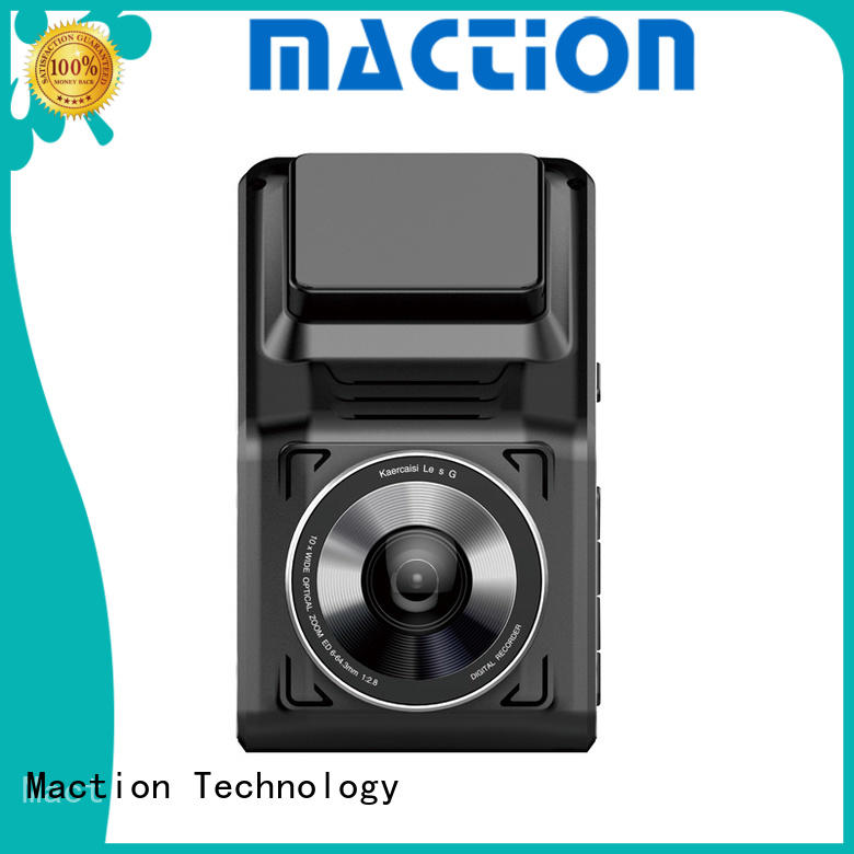 Maction Custom dual cam dash cam factory for park