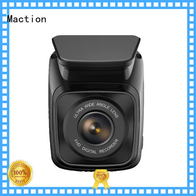 Maction vision dual cam dash cam wholesale for park