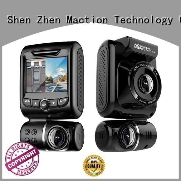 Maction dual night vision dash cam wholesale