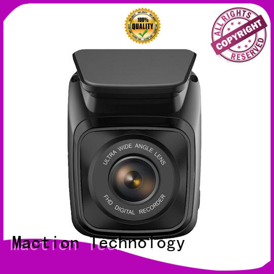 Maction dvr car dashboard camera night car