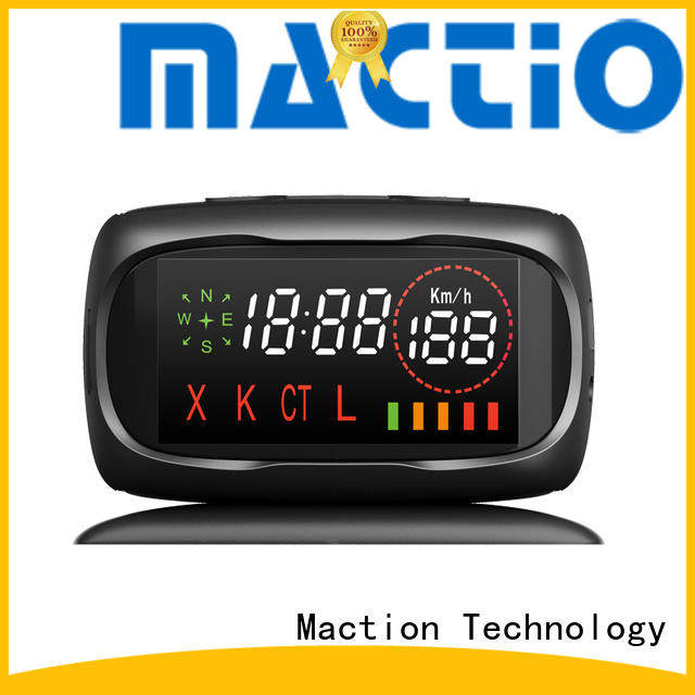car radar detector combo for home Maction