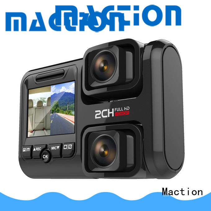 Maction High-quality hd dash cam Supply for park