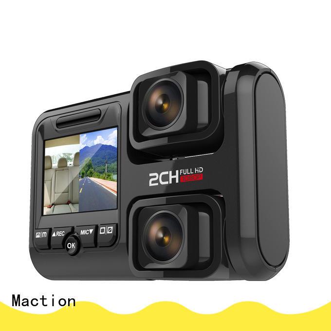 Maction super vehicle camera supplier