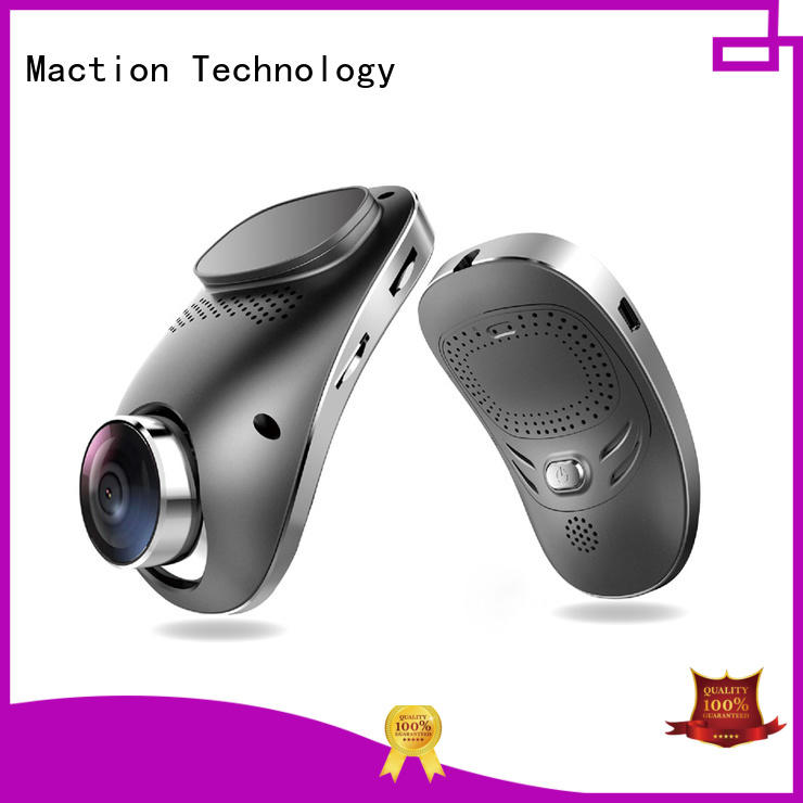 Maction dvr best dual dash cam for business for street