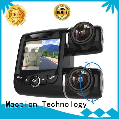 Maction Custom dual car camera Supply for street