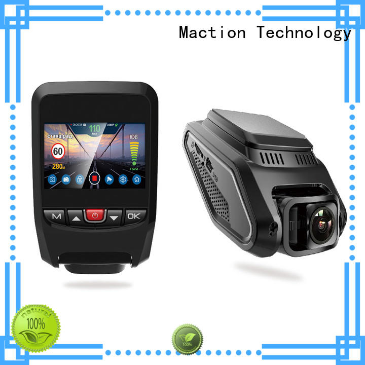 Maction vehicle tracking device manufacturer for station