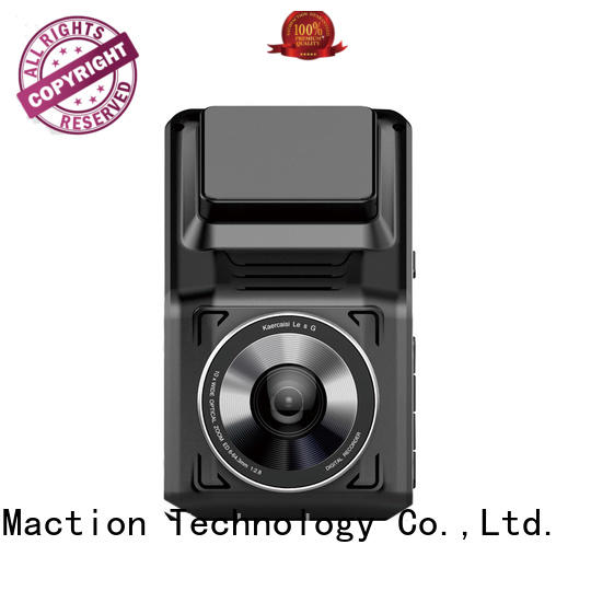 Maction special dashboard camera supplier for street