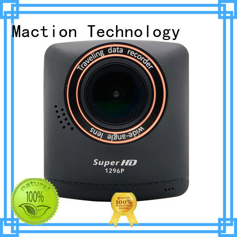 Maction wifi dual car camera supplier for park