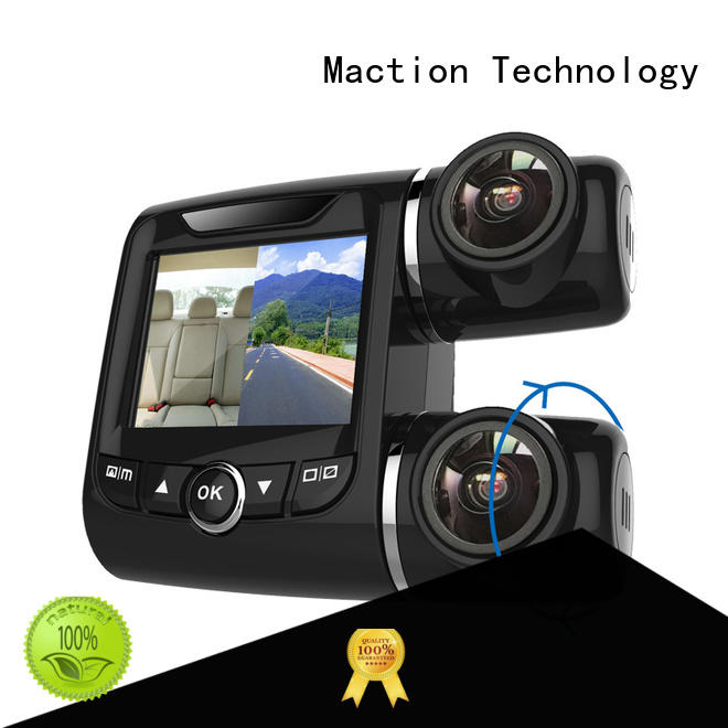 Maction channel car video camera supplier for car