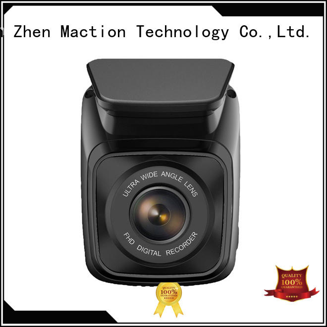 Maction dash car video camera supplier for street