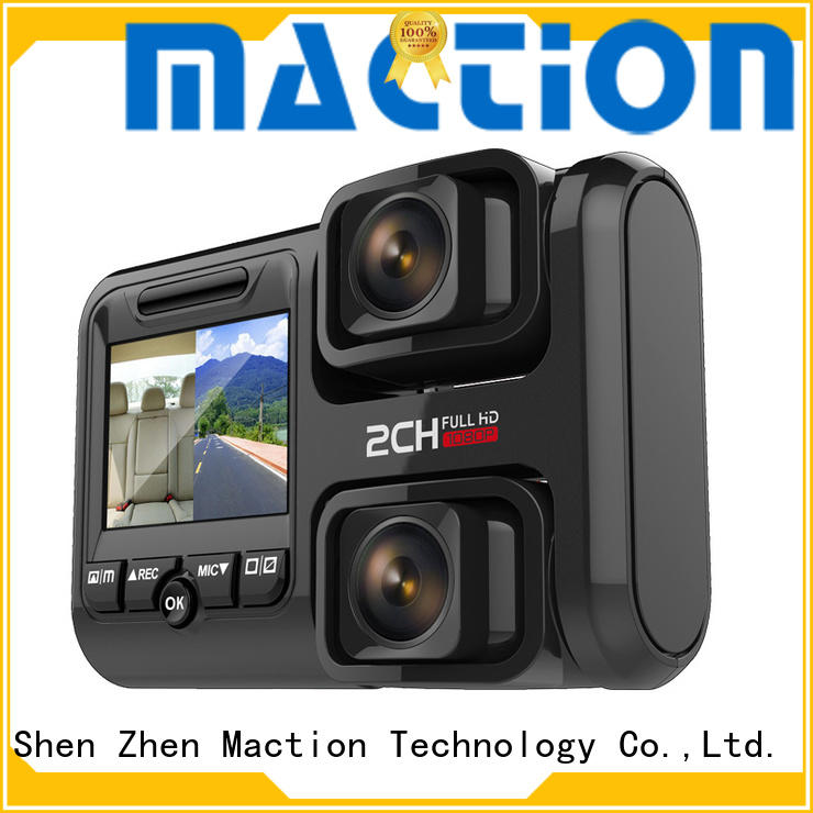 Maction newest dual car camera series for street
