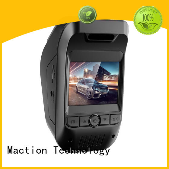Maction private best dual camera dash cam series for car