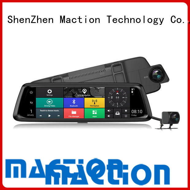 Maction android 3g car dvr company for street