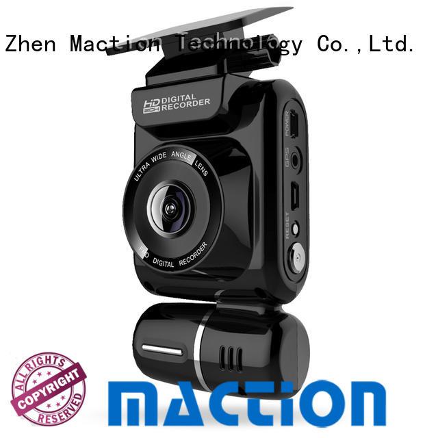 Maction private dual cam dash cam capacitor for car