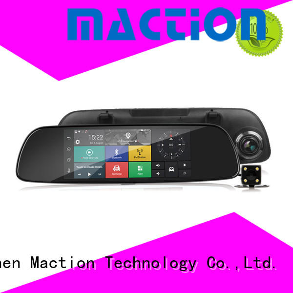 Maction wifi best dual dash cam wholesale for station