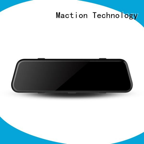 Maction design car mirror camera supplier for home