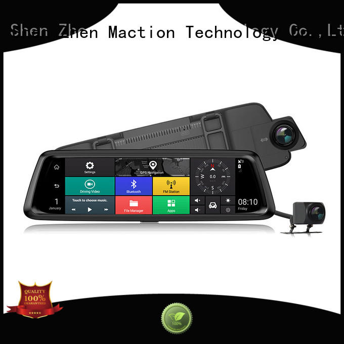 dual wifi dash cam touch supplier for home