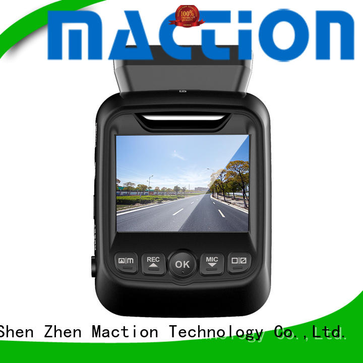 Maction cams dual car camera supplier