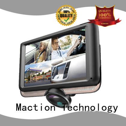 Maction 360° 360 view dash cam for business for station