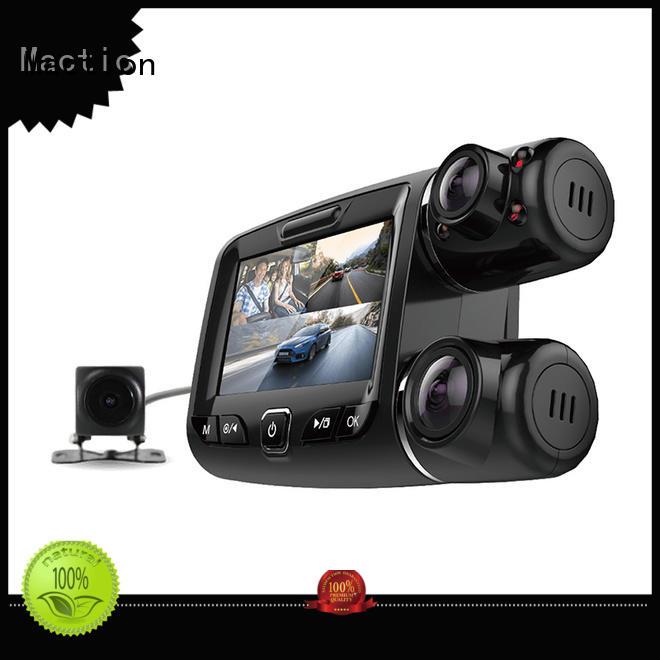 Maction cam dual car camera capacitor for street