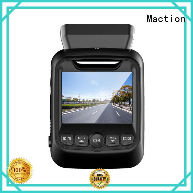 Maction novatek dashcam for cars series for street