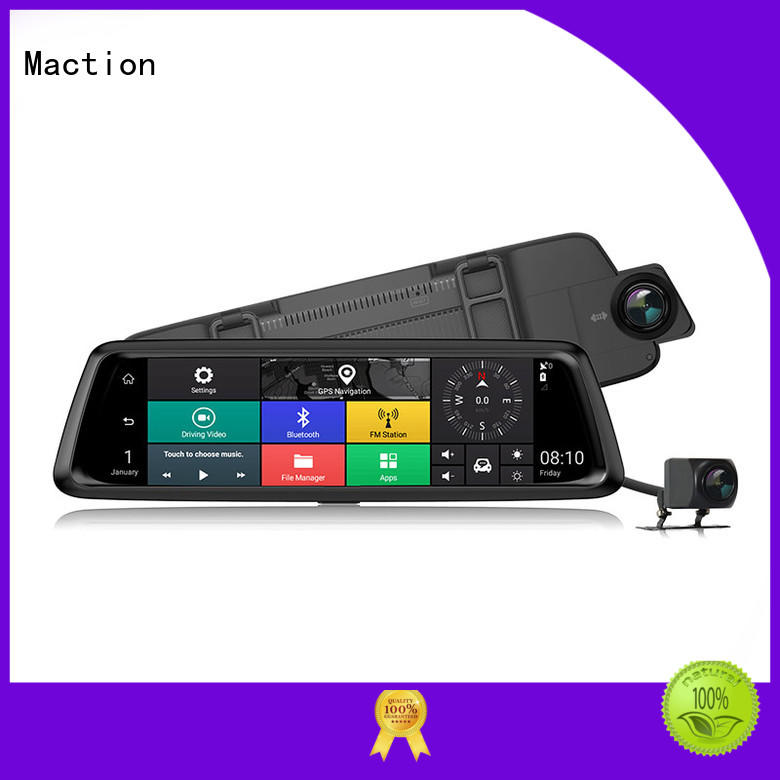 Maction housing hd dash cam company for station