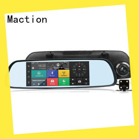 Maction lens wifi dash cam supplier for park