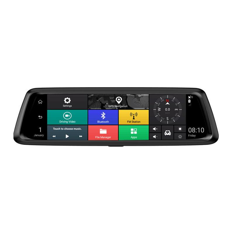 Multi-functional WIFI 3G Car DVR GPS Navigation dash cam M901