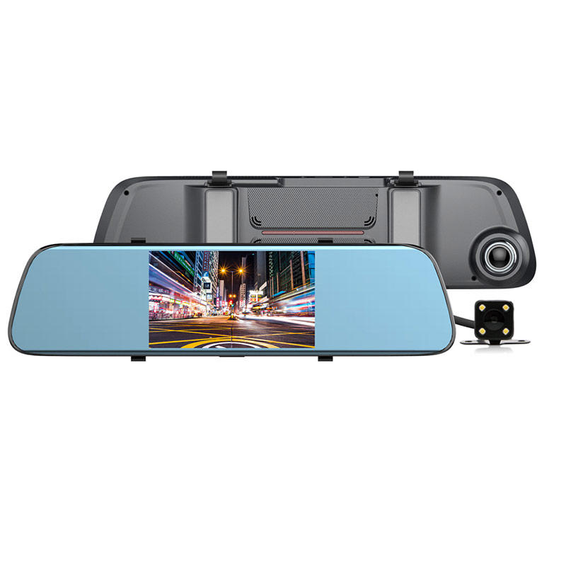 Private Mould Design Dash Cam Touch Screen Car DVR T535