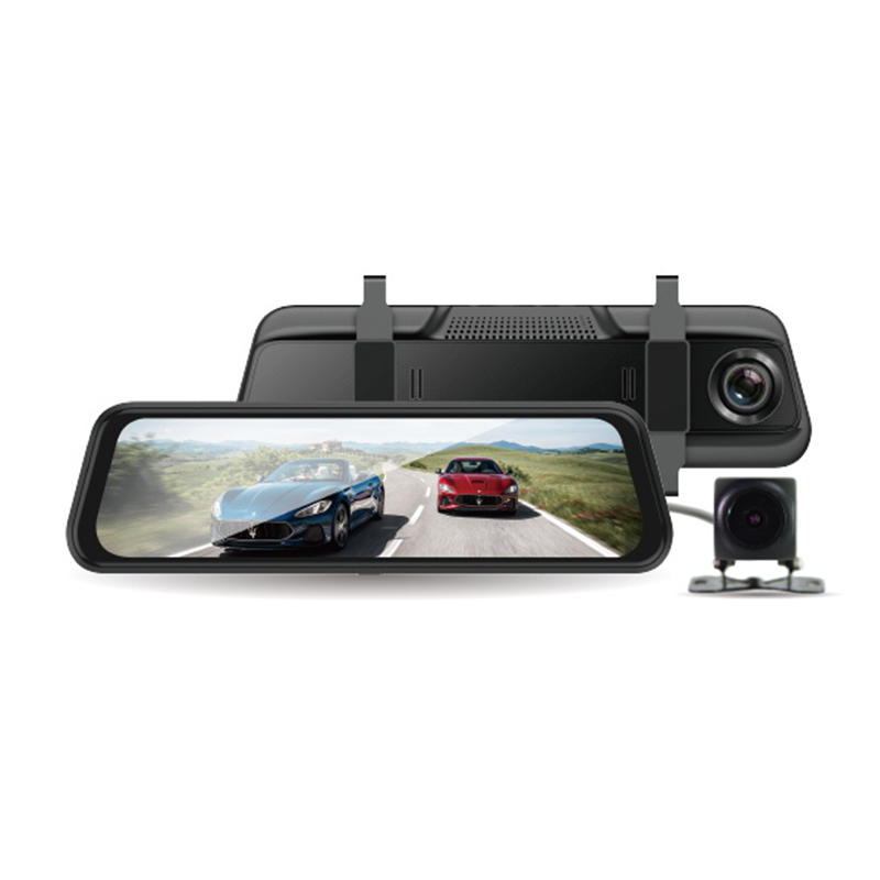 Super Night Vision Touch-screen Car DVR WIFI Dash Cam M907A