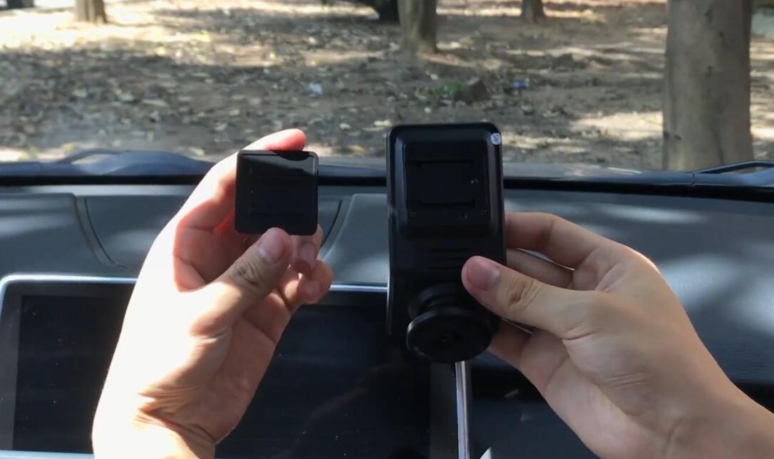 Installation guide for Maction L221 car DVR
