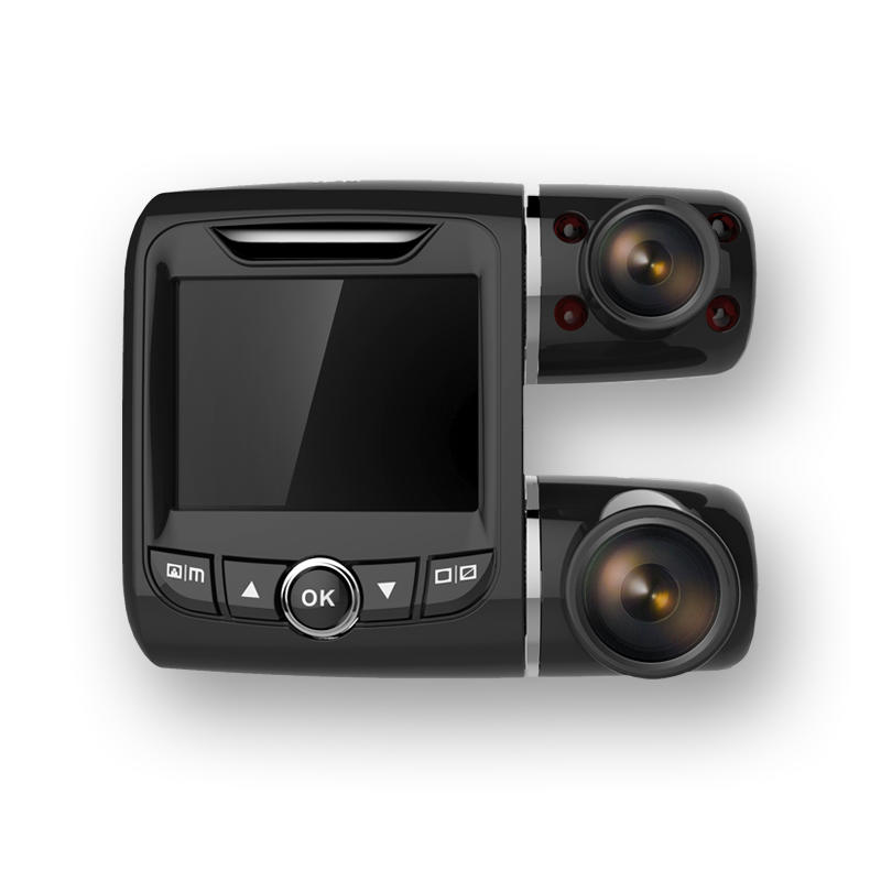 Dual Full HD1080P car dvr support WIFI IR function L219IR