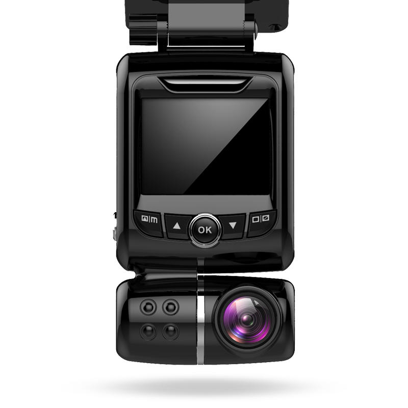 IMX 307 imaging sensor Dual Full HD1080P car dvr with WIFI IR function L226IR