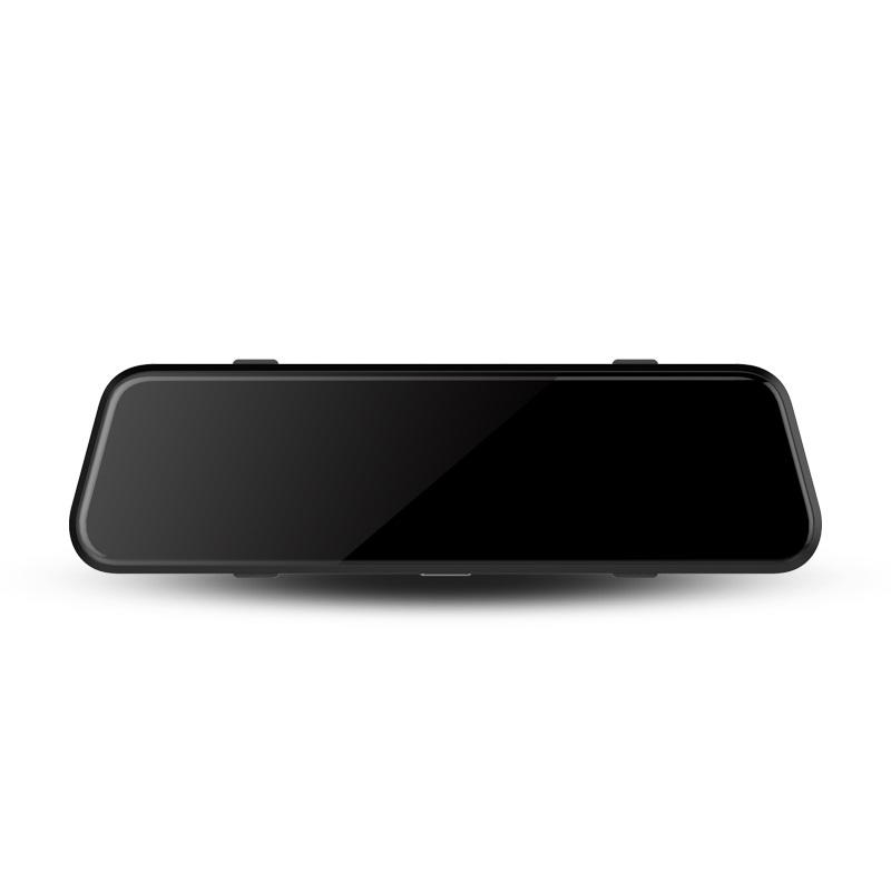 Private mould design 9.66 full screen 2K mirror car dvr H908