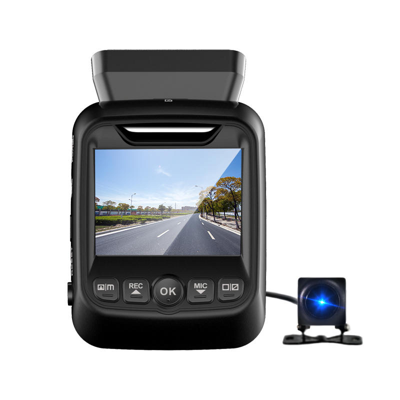 HDR dash cam 2K WIFI high performance car dvr L231C