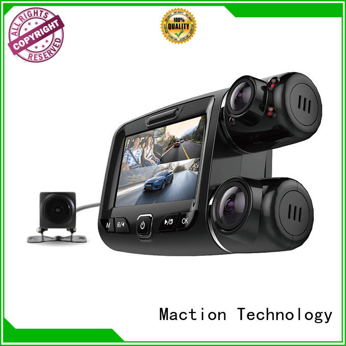 Maction channel dash cam pro factory for street