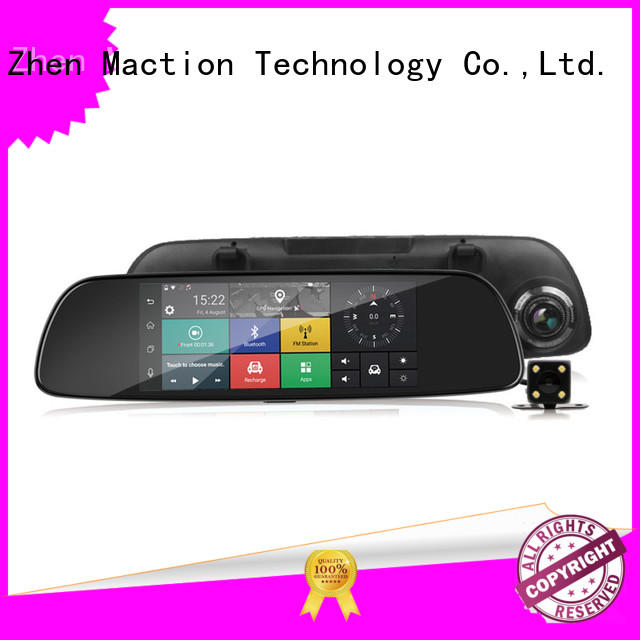 Maction 3g touch screen dash cam series for home