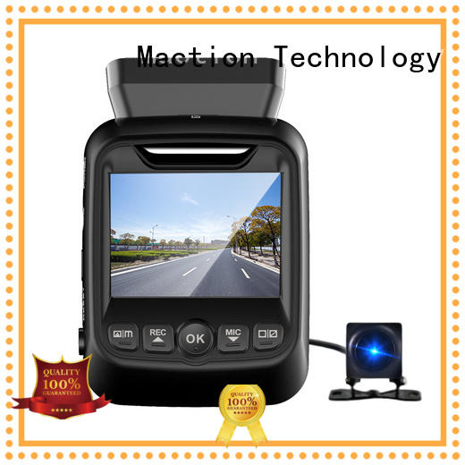 Maction capacitor hd dash cam manufacturer for street