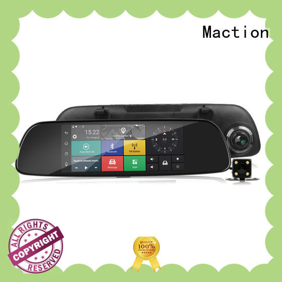Maction dash wifi car camera company for home