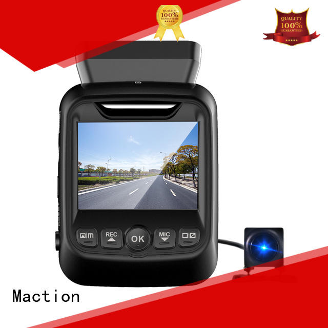Maction newest dual car camera series for car