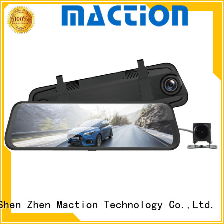 Maction mould car mirror camera wholesale for station