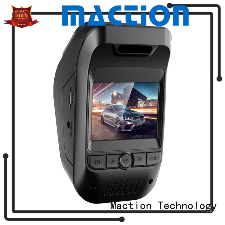 Maction private dual cam dash cam capacitor