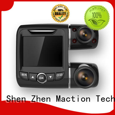 Maction wifi car video camera supplier for street
