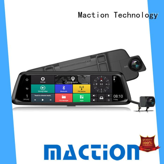 Maction dual 3g car dvr series for station