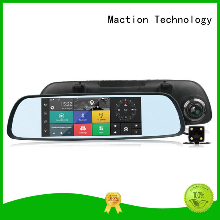Latest best dual dash cam navigation Supply for street