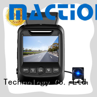 Maction channel dash cam pro series for park