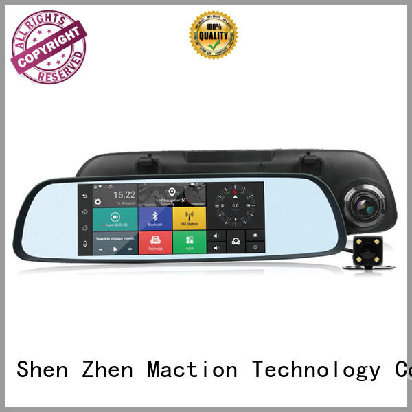 Maction android wifi car camera manufacturer for street