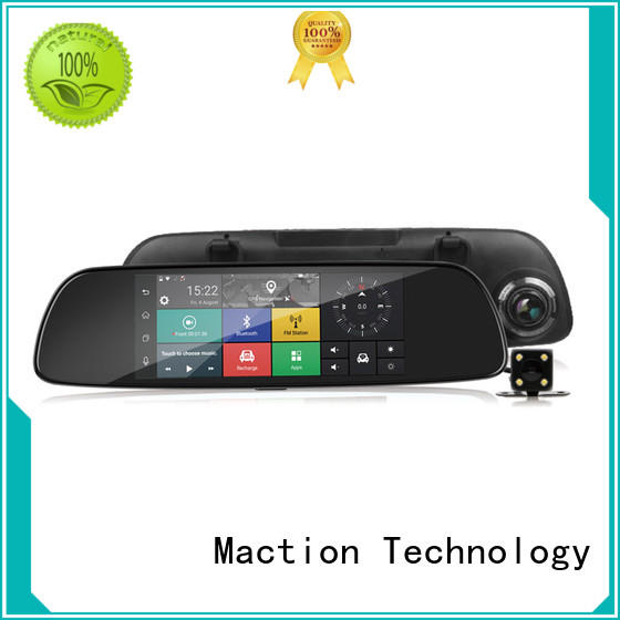 Maction 4g wifi car camera manufacturers for station