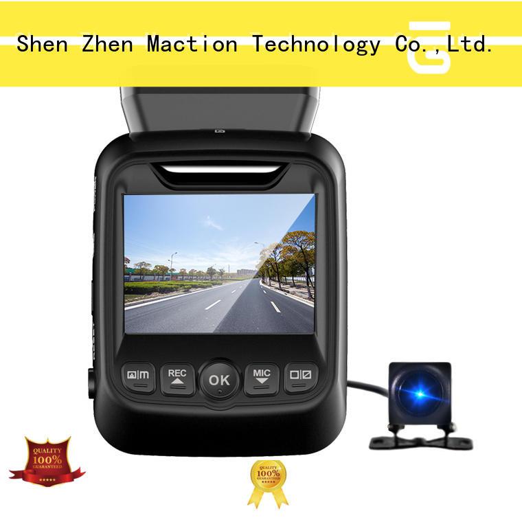 newest dual cam dash cam camera capacitor for street